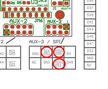 Установка и настройка ТМС2130 SPI на RAMPS 1 4 и Marlin 2