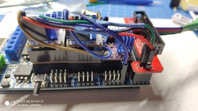 Подключение ТМС2130